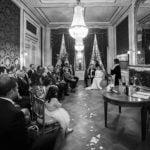 unauthorized wedding venue