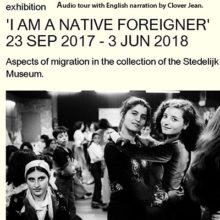 "Stedelijk Museum Amsterdam - Voice Over ""I'm A Native Foreigner"""