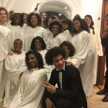 gospel gowns