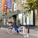 English wedding anniversary Dutch bicycle in the heart of Amsterdam Heritage wedding venues