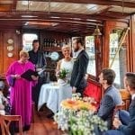 Boat wedding venues