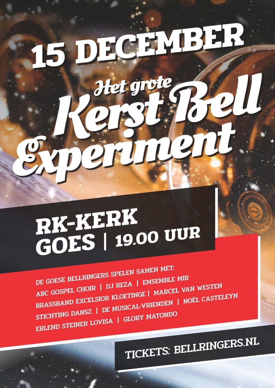 Het Grote Kerst-Bell Experiment - ABC Gospel Choir Goes, Zeeland
