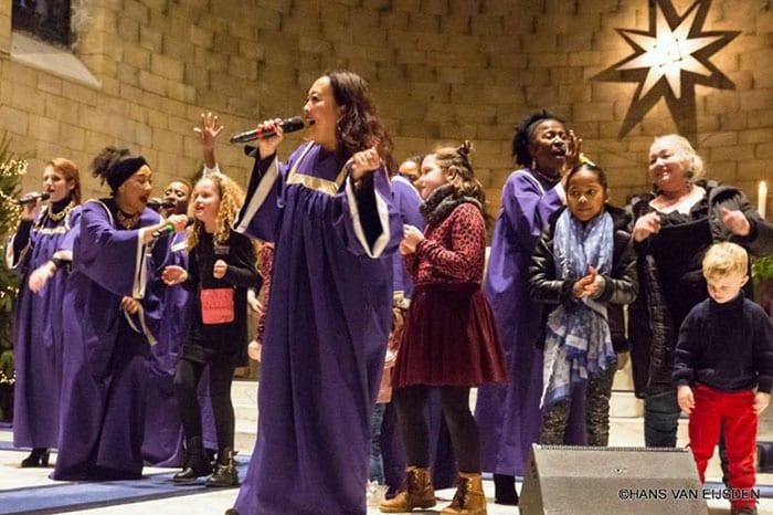 gospel gowns ABC Gospel Choir Maastricht Gospel Festival