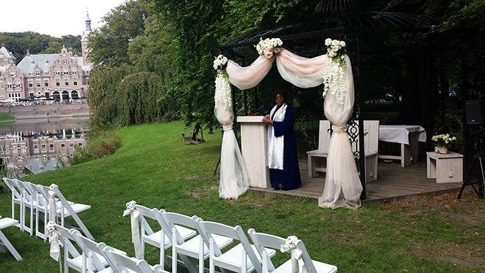 Dutch castle wedding venues